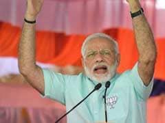 येदियुरप्पा के खिलाफ भाषा को लेकर पीएम मोदी ने कांग्रेस की निंदा की