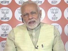 Karnataka Election Updates: Congress Not Interested In Farmers Welfare, Says PM Modi