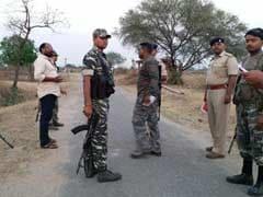 नाबालिग को जिंदा जलाने का मामला : पुलिस छावनी में तब्दील हुआ झारखंड का राजा केंदुआ गांव