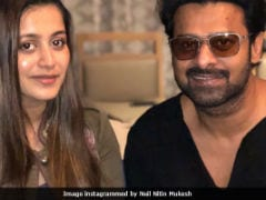 Prabhas Congratulates Parents-To-Be Neil Nitin Mukesh And Rukmini. See Pics