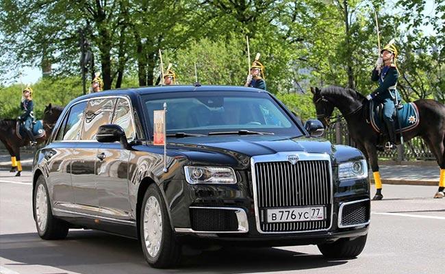 """Résultat de recherche d'images pour """"putins cortege limousine"""""""