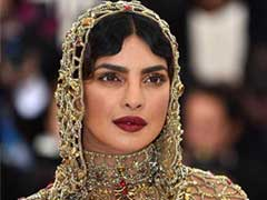 After Monday At The Met Gala, How Priyanka Chopra Is Spending The Rest Of The Week