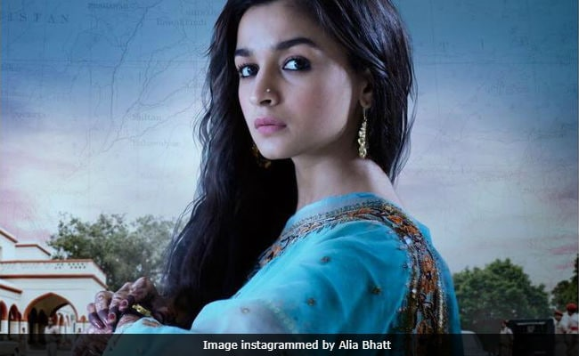 Today's Big Release: Alia Bhatt And Vicky Kaushal's Raazi