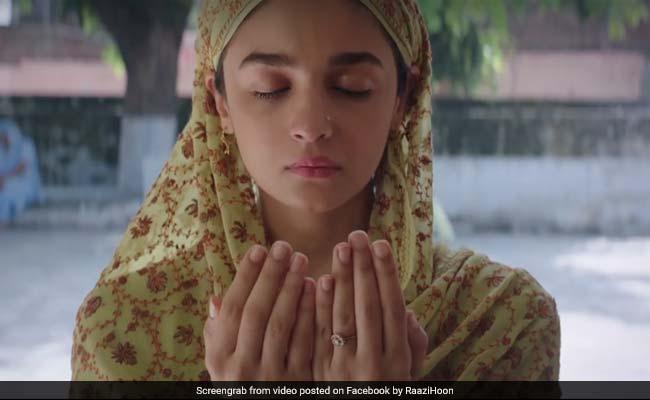 Raazi Box Office Collection Day 2: हिट मशीन बनीं आलिया भट्ट, दो दिन में 'राज़ी' ने बटोरे इतने करोड़