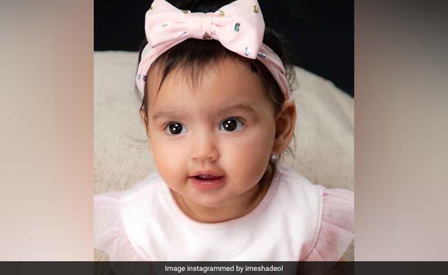 Meet Radhya, Esha Deol And Bharat Takhtani's Daughter