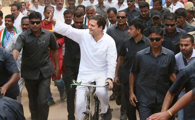 वर्क मोड नहीं, 'स्पीकर और एयरप्लेन मोड' में रहते हैं पीएम मोदी : राहुल गांधी