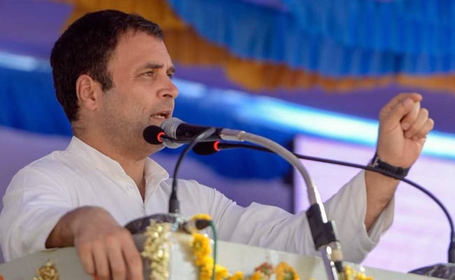 'You Talk A Lot. Problem Is...': Rahul Gandhi Tweets Stinging Attack On PM Modi