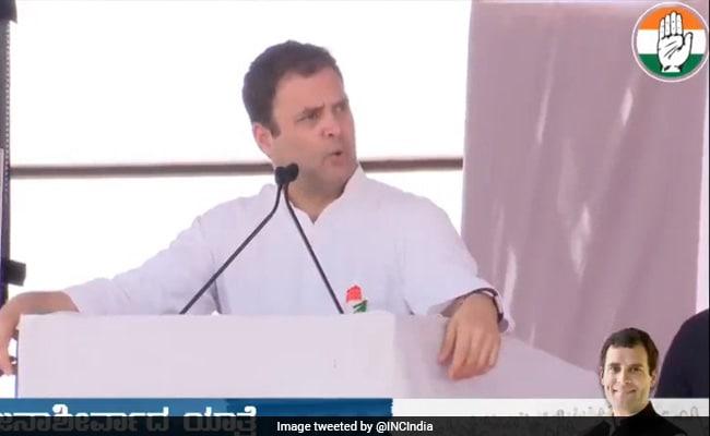 भाजपा जीत का जश्न और देश लोकतंत्र की हार का शोक मना रहा : राहुल गांधी
