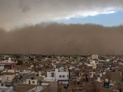 27 Dead In Rajasthan Dust Storm, Victims Were Sleeping As Homes Collapsed
