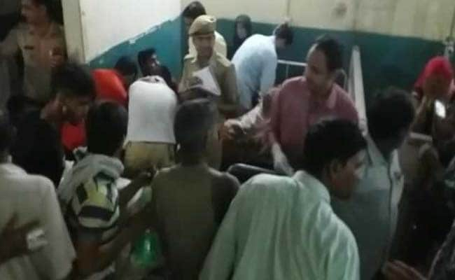 rajasthan dust storm hospital ani