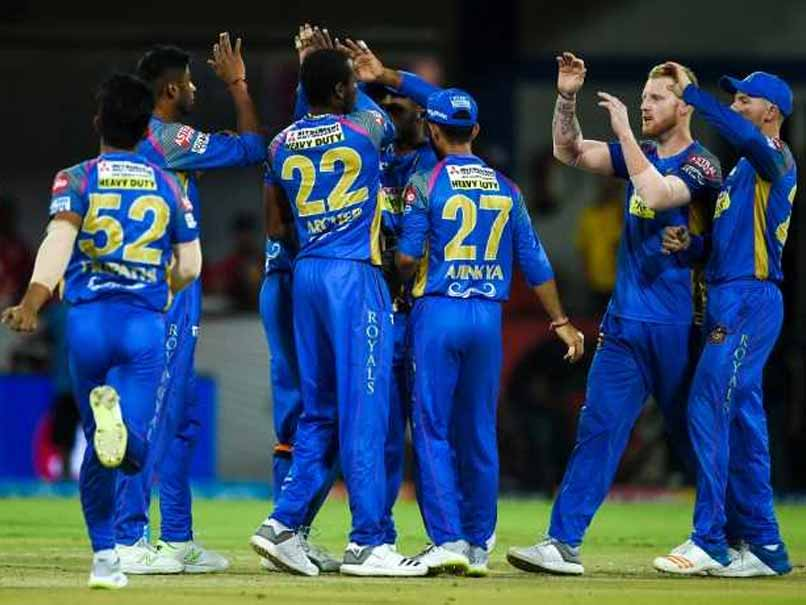IPL Highlights, RR vs KXIP: Rajasthan Royals Beat Kings XI Punjab At Home