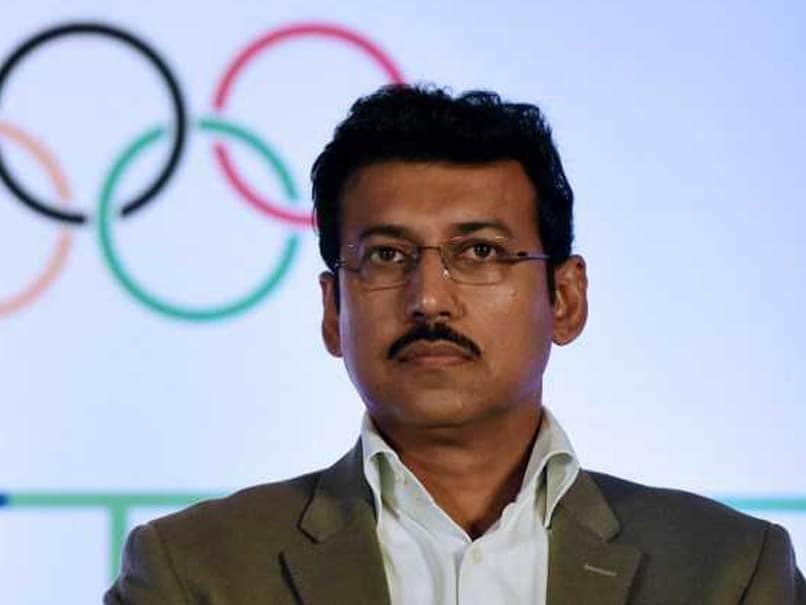 India Leaving No Stone Unturned In 2020 Tokyo Olympics Preparation, Says Rajyavardhan Rathore