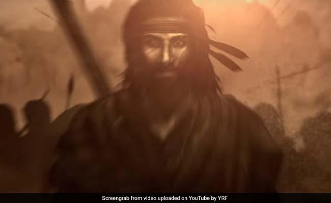 Shamshera: 'संजू' के बाद अब योद्धा का किरदार निभाएंगे रणबीर कपूर, देखें Teaser