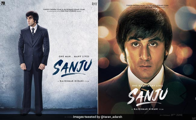 Sanju: Ranbir Kapoor's Look In The Latest Poster Is Charming Us Already