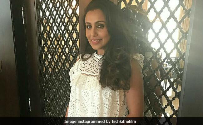 Rani Mukerji Says Actress' Marital Status Cannot Be Blamed For Film's Failure