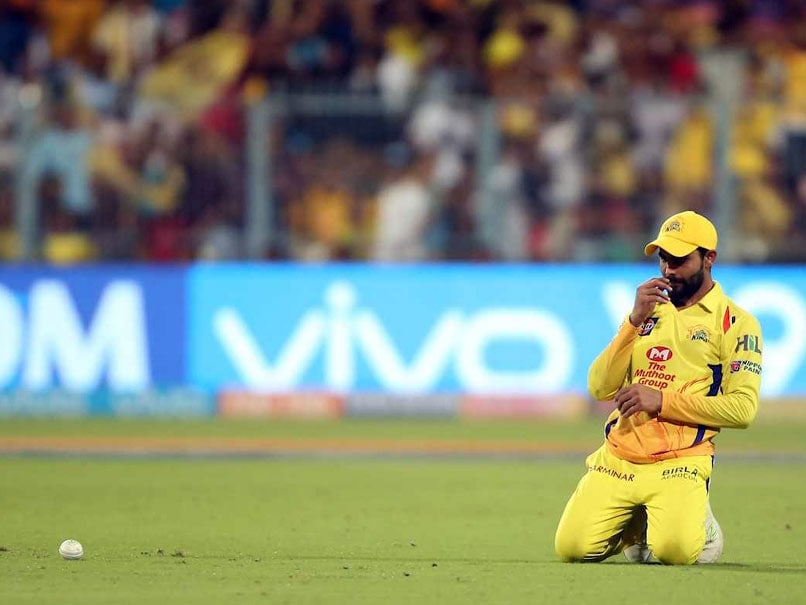 IPL 2018: Ravindra Jadeja Drops Consecutive Catches, CSK Fans Question His  Role In The Team | Cricket News