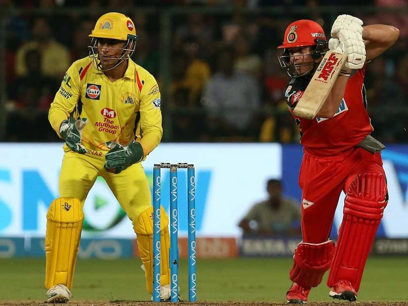 IPL 2018: When And Where To Watch Chennai Super Kings vs Royal Challengers Bangalore, Live Coverage On TV, Live Streaming Online