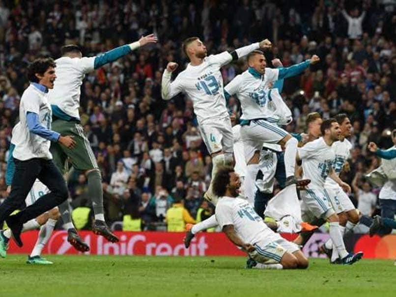 Champions League: Karim Benzema Scores Twice Against Bayern Munich To Send Real Madrid Into Final