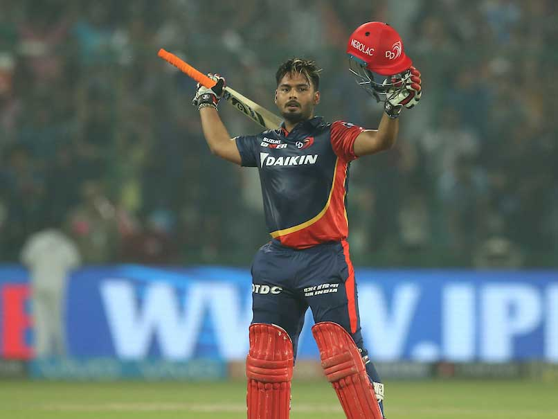 IPL 2018: Rishabh Pant Cracks Biggest Century Of Season 11 vs SunRisers Hyderabad