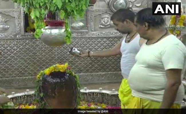 ro water at ujjain temple