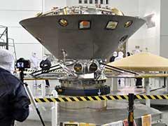 To Detect 'Marsquakes', NASA Spacecraft Set For Rare California Launch