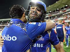 IPL: Rohit Sharma Breaks Two Records In Mumbai Indians