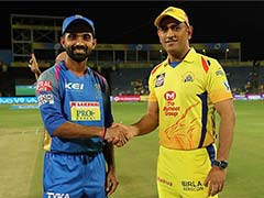 IPL 2018: When And Where To Watch Rajasthan Royals vs Chennai Super Kings, Live Coverage On TV, Live Streaming Online