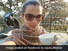 "Tea With Milk, Sugar ""Rare Thing"", Tweets Rujuta Diwekar. Chai Pe Trolling Follows"