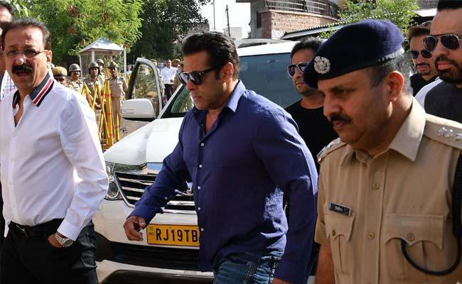 In Blackbuck Case, Next Hearing On July 17; Salman Leaves Jodhpur Court: 10 Points