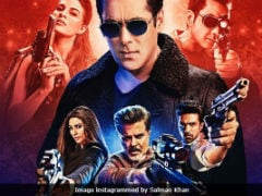 <i>Race 3</i>: Salman Khan Shares New Poster And Reveals Why The Trailer Hasn't Released Yet