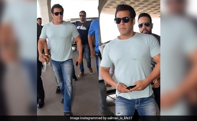 Blackbuck Poaching Case: Salman Khan going to Jodhpur, will be present on Monday