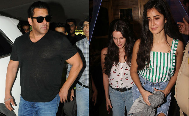 Salman Khan Opts Out Of Song From Katrina Kaif's Sister Isabelle's Debut Film