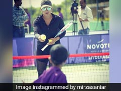 Will Return To Tennis After Pregnancy, Want To Set An Example For My Kid, Says Sania Mirza