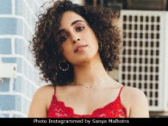<I>Dangal</I> Actress Sanya Malhotra Will Gain Weight For Vishal Bhardwaj's Film