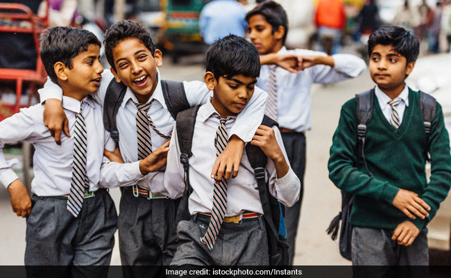 50 Per Cent Rise In Children From EWS Studying In Private Schools: Education Minister