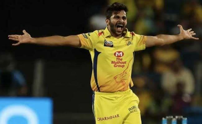 IPL 2018: चेन्नई सुपरकिंग्स के क्रिकेटर शारदुल ठाकुर के माता-पिता सड़क हादसे में घायल