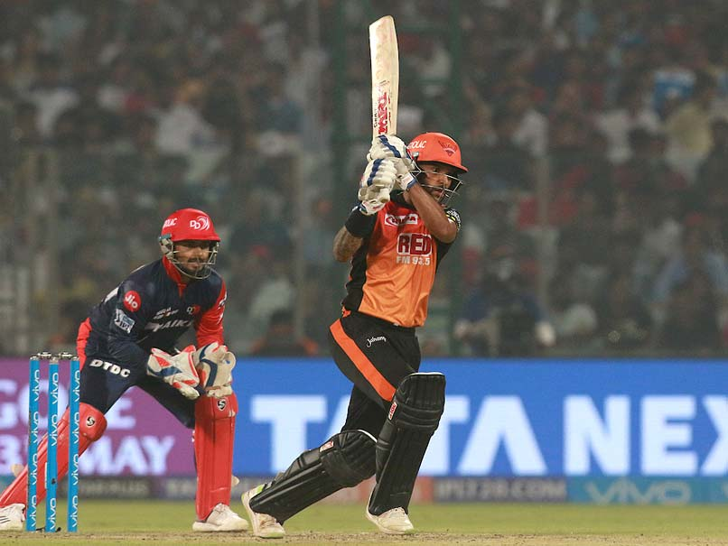 IPL Highlights, Delhi Daredevils vs SunRisers Hyderabad: SRH Beat DD By 9 Wickets To Qualify For Playoffs