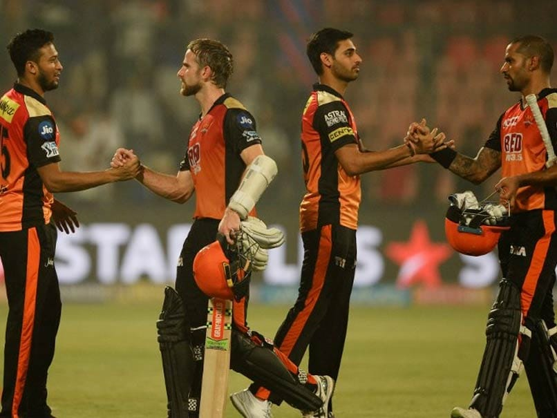 Shikhar Dhawan, Kane Williamsons Record Stand Takes SunRisers Hyderabad Into Playoffs; Delhi Daredevils Eliminated
