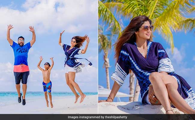 Summer Has Only Just Begun But Shilpa Shetty Is Already Done Vacationing In The Maldives