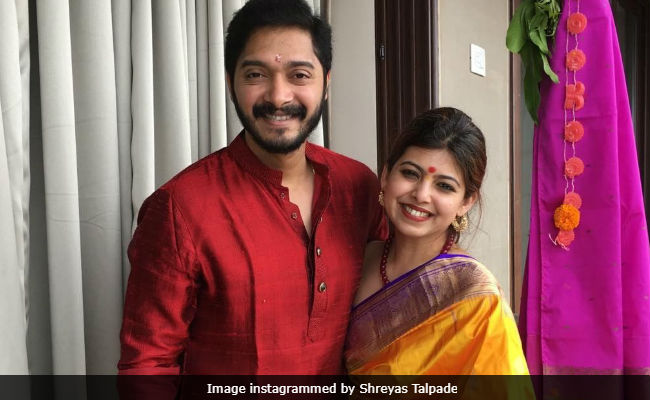 Shreyas Talpade Wife Deepti Welcome Baby Girl Via Surrogacy