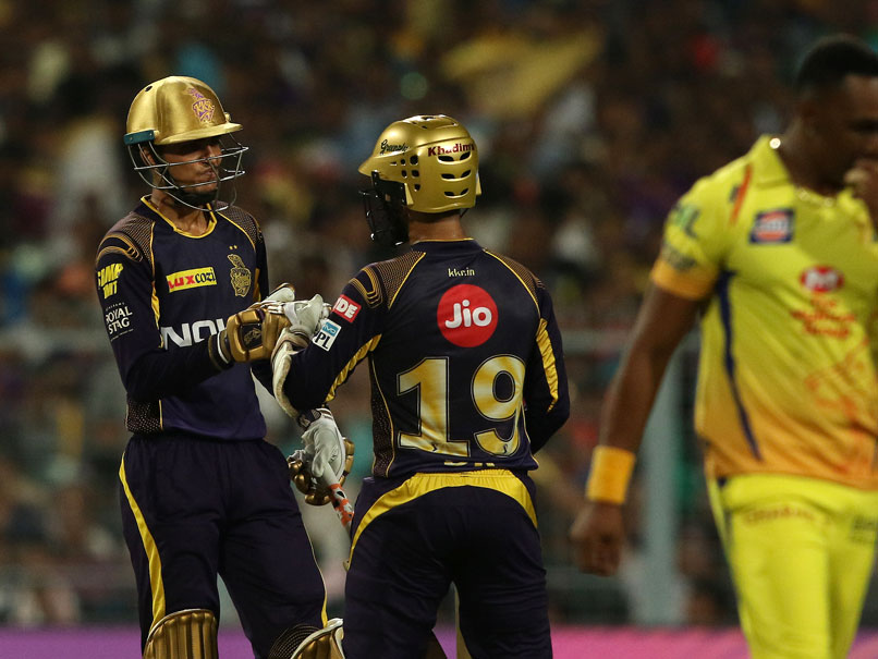 IPL 2018: Shubman Gill, Dinesh Karthik Power Kolkata Knight Riders To 6-Wicket Win Over Chennai Super Kings