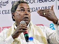 """Karnataka Buys Medical Supplies At Double The Market Cost"": Siddaramaiah"