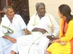 """As Siddaramaiah Faces Tough BJP Challenge, His Village Says """"Once More"""""""