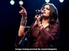 Singer Sona Mohapatra Tweets Mumbai Police Over Alleged Threats From Sufi Foundation