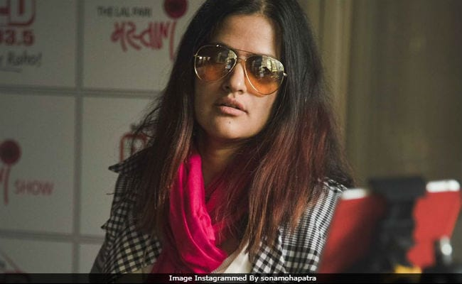 Sona Mohapatra's Lawyer Files Complaint Against Sufi Foundation Allegedly Threatening Singer