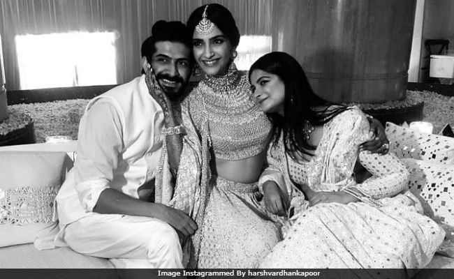 Sonam Kapoor And Anand Ahuja's Wedding: A Round Up Of What Her Siblings Posted For The Newlyweds