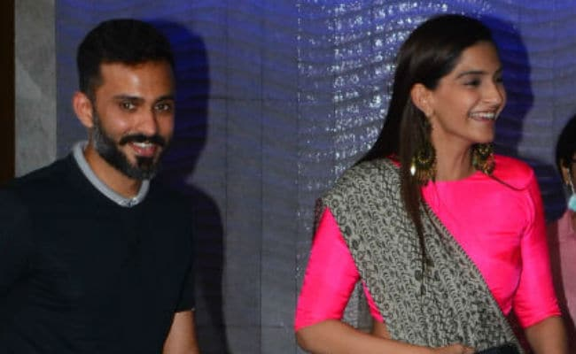 Sonam Kapoor And Anand Ahuja Won't Go For Honeymoon Soon After Wedding. Here's Why