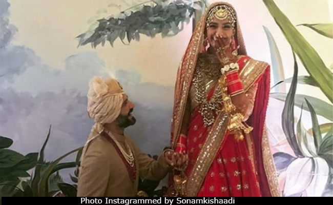 See Sonam Kapoor's Husband Anand Ahuja's First Instagram Post After Wedding