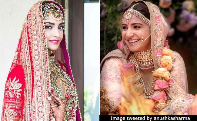 Anushka Sharma To New Bride Sonam Kapoor: 'Welcome To The Club'