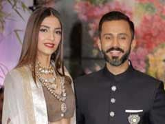 A Roundup Of Sonam Kapoor's Very Stylish Wedding Wardrobe